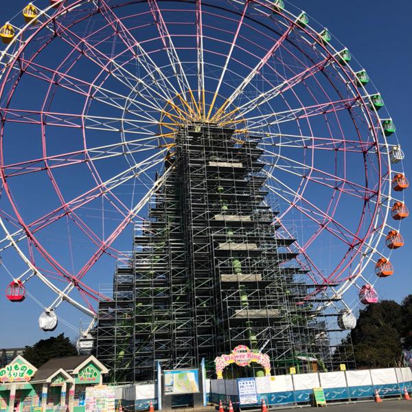 足場工事:茨城県 ひたちなか市